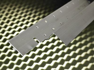 custom aluminum components for transportation